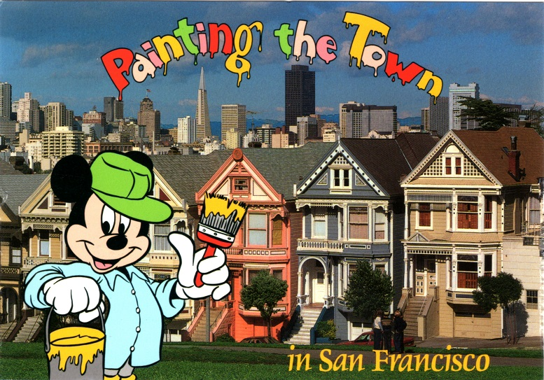 Disney Mickey painting the town in SF.jpg